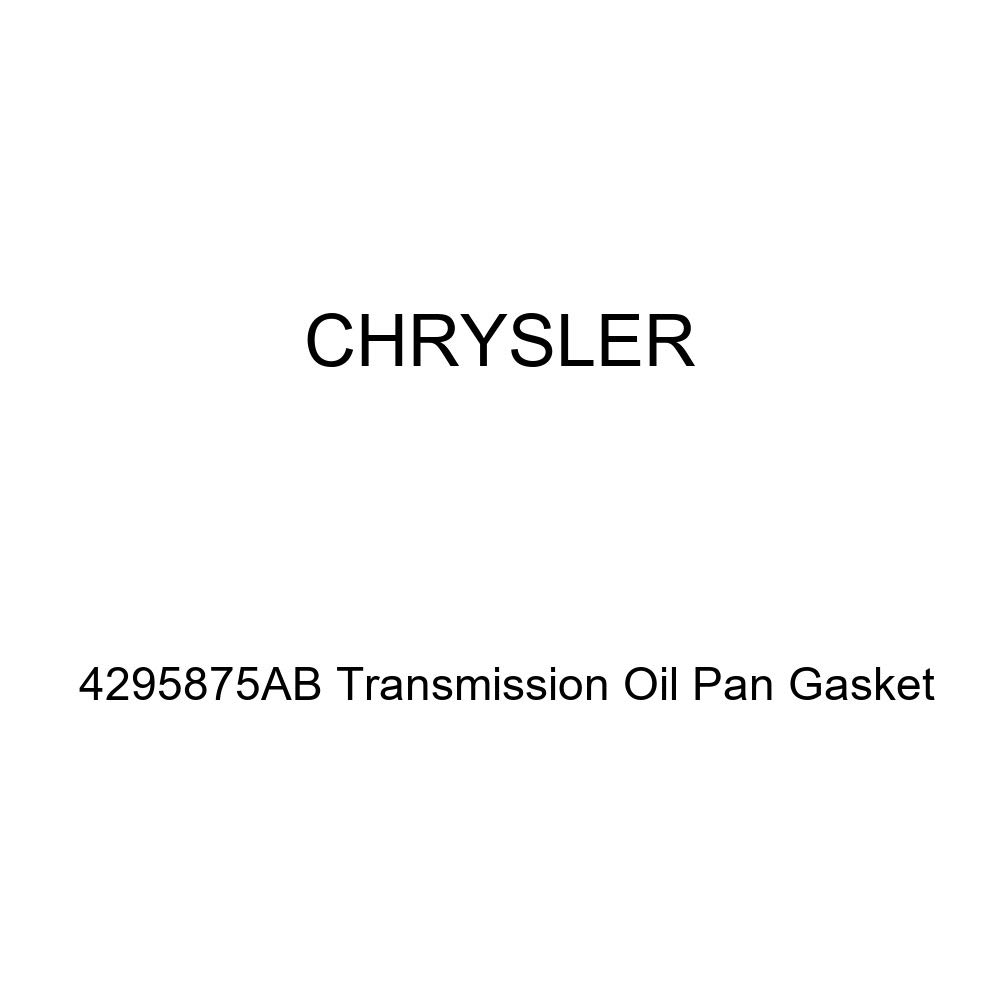 Genuine Chrysler 4295875AB Transmission Oil Pan Gasket