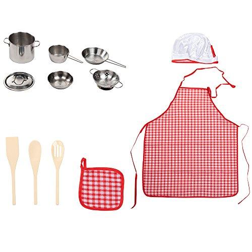 100 piece cookware set - 6