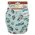 GroVia Newborn AIO - Adventure
