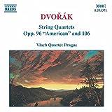"""Dvorák: String Quartets 12 """"American"""" and 13"""
