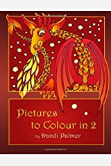 Pictures to Colour In 2 (Coloring Books) Paperback