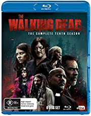 The Walking Dead: Season 10 [6 Disc] (Blu-Ray)