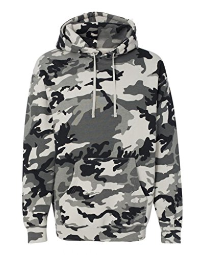 Joe's USA 10.oz Heavyweight Camouflage Hoodie - Army Camo Hooded Sweatshirts