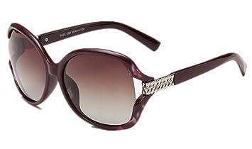 ZHLONG Klassische Mode polarisiert Sonnenbrille Frauen große Rahmen Sonnenbrillen , 3