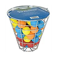 Intech Range Bucket with 48 Multi-Color Foam Golf Balls