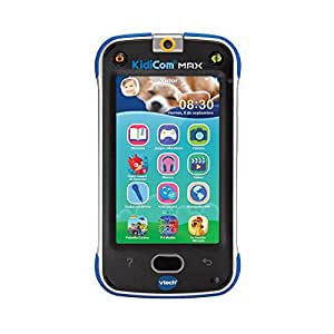 Amazon Es Vtech Dispositivo Multifuncion Kidicom Max Color Azul