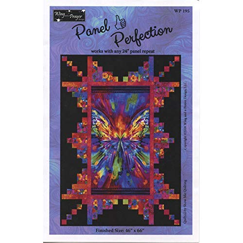 - Wing and a Prayer Design WP195 Panel Perfection Pattern