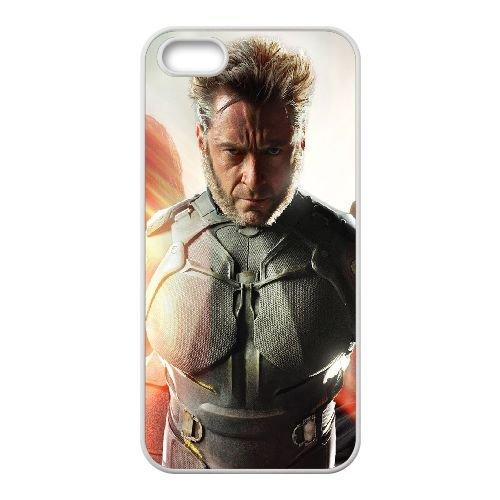 X Men Days Of Future Past coque iPhone 4 4S cellulaire cas coque de téléphone cas blanche couverture de téléphone portable EOKXLLNCD20877