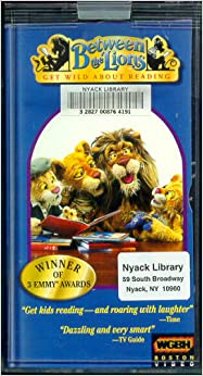 Giants and Cubs (VHS) (Between the Lions, Get Wild About