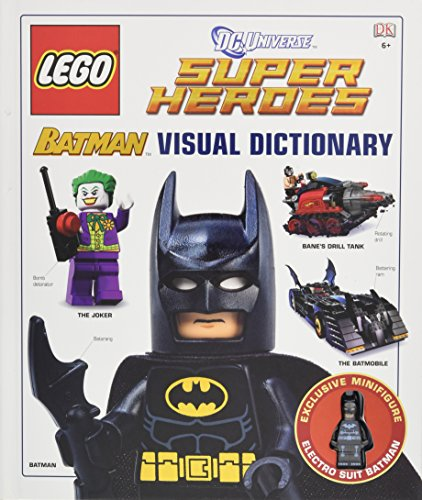 Price comparison product image LEGO Batman: Visual Dictionary (LEGO DC Universe Super Heroes)