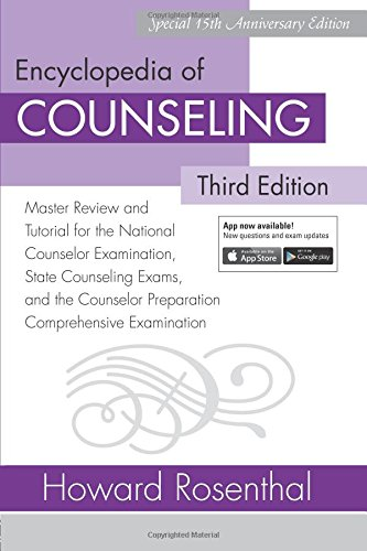 Rosenthal Flash - Encyclopedia of Counseling (Volume 1)
