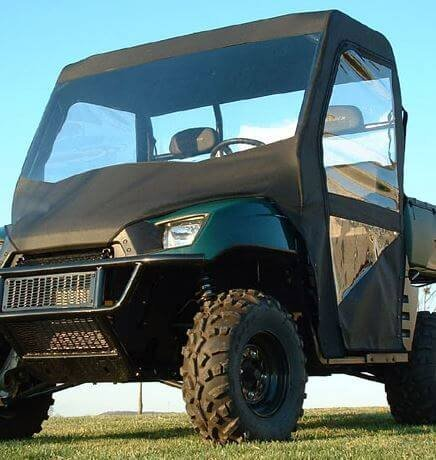 2004-08 Polaris Ranger 500/700 Full Soft Cab Enclosure By Over Armour Offroad PO-08RANGER-FC01