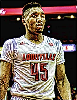 buy online 60ad3 ef7a5 Amazon.com: Donovan Mitchell - Louisville Basketball's All ...
