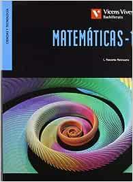 Matematicas 1 Bachillerato Ciencias-tecnologia