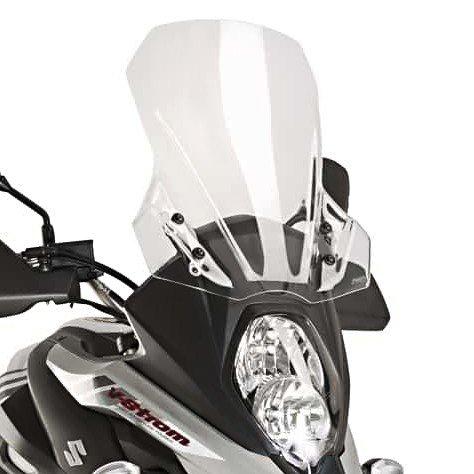 Cupolino Touring Puig Suzuki V-Strom 650/XT 17-18 trasparente