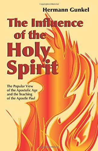 The Influence of the Holy Spirit: The Popular View of the