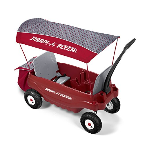 radio-flyer-build-a-wagon-plastic-air-tires-canopy-storage-luxe-fashion