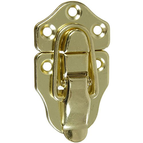 National Hardware N208-595 Draw Catches, 0, Brass
