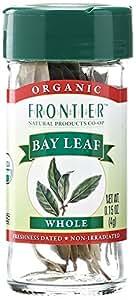 Frontier Herb Organic Whole Bay Leaf, 0.15 oz