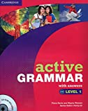Active Grammar Level 1 with Answers and CD-ROM by  Fiona Davis in stock, buy online here