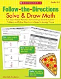 Solve and Draw Math, Merideth Anderson, 0545108381