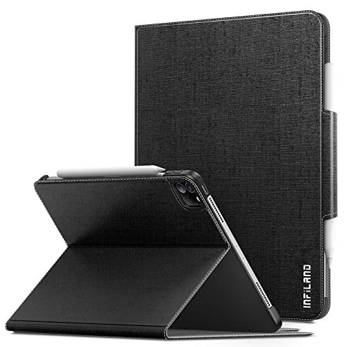 Funda Infiland iPad Pro 11 2nd Generation 2020.negro