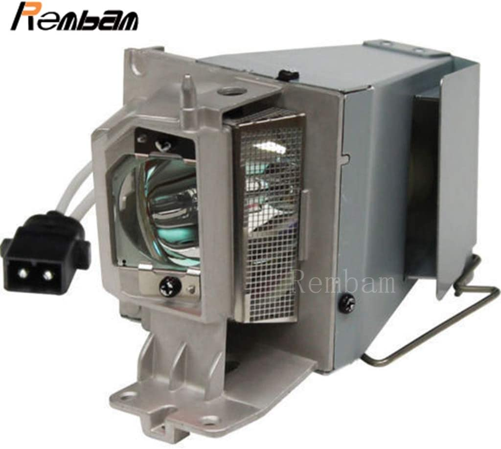 Rembam MC.JH111.001/SP.8VH01GC01/NP36LP Hight Quality Replacement Projector Lamp with Housing for ACER H5380BD P1283 P1383W X113H X113PH X1383WH X113