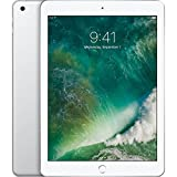 Apple iPad with WiFi, 128GB, Silver (2017 Model)