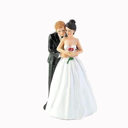 Amazon Com Weddingdepot Funny Bride And Groom Decorative Wedding