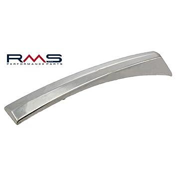 Aleta/carrocería Nippel Rectangular - Aluminio Mate - para Vespa Sprint/Veloce/V50 Special Distancia Entre Orificios 90 mm: Amazon.es: Coche y moto