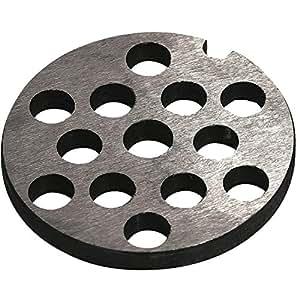 Westmark 14842250 - Disco perforado para máquina de picar carne (tamaños: 8 y 10 mm)