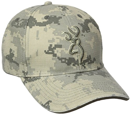Browning Digital Camo Cap, Digi Desert, Semi-Fitted