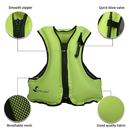 Buy snorkeling vest