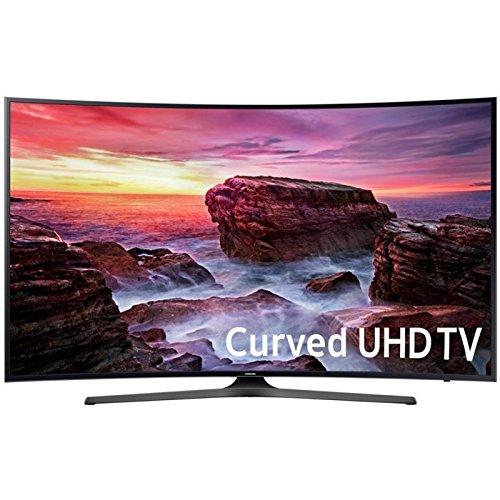 Samsung Electronics UN49MU6500 Curved 49-Inch 4K Ultra HD Smart LED TV (2017...