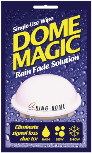 The 2 best dome magic rain fade solution 2020