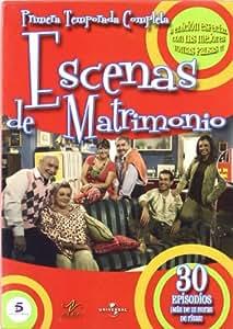 Escenas de Matrimonio : 1ª Temporada [DVD]