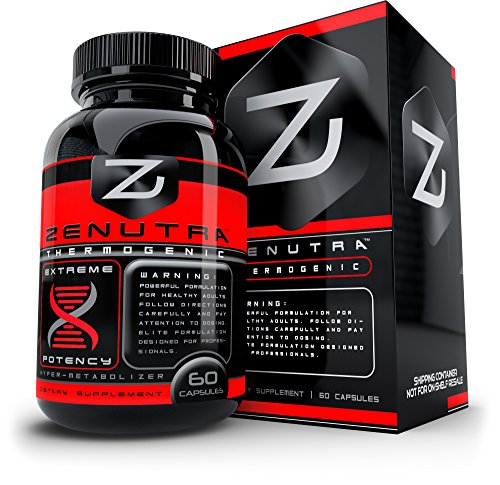 Zenutra, Thermogenic Diet Pill for Fast Weight Loss Pill tha...