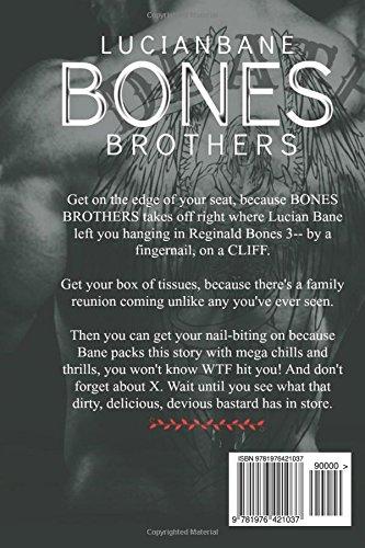 Read Bones Brothers Reginald Bones 4 By Lucian Bane