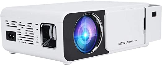 Caredy Mini proyector, Pantalla inalámbrica 1080P y 120 , 30,000 ...