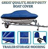 SBU Blue, Boat Cover for Crownline 196 BR 1992 1993