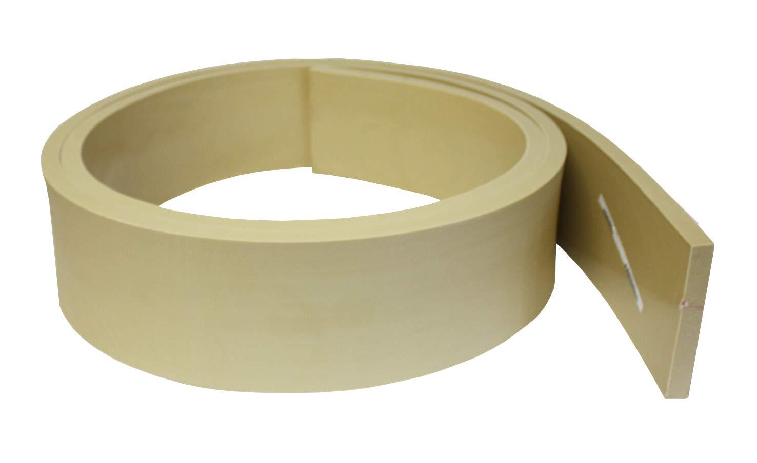 Flexible Moulding - Flexible Flatstock Moulding - WM1X4-3/4'' X 3-1/2'' - 12' Length - Flexible Trim by Duraflex by Resinart
