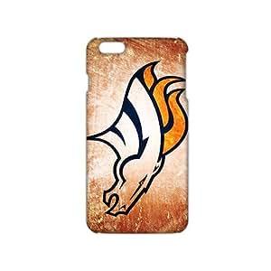 SHOWER 2015 New Arrival denver broncos logo 3D Phone Case for iphone 6