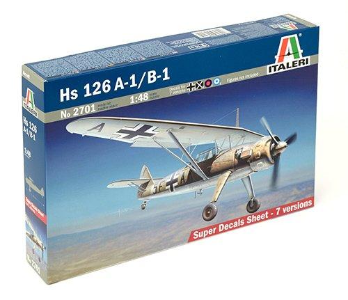 おすすめネット ITALERI 2701 1:48 Henschel Aircraft No 2701 A-1 Henschel Hs 126 A-1/ B-1 B005EGK5AA, TIARA:3402d29a --- a0267596.xsph.ru