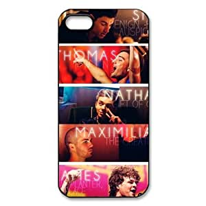 The Wanted Custom Printed Design Durable Case Cover for Iphone 5 5S