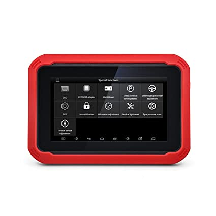 XTOOL X100 PAD Programmer with EEPROM Adapter Support Special Function  EPB/TPS/Oil/Throttle Body/DPF Reset X-100 PAD