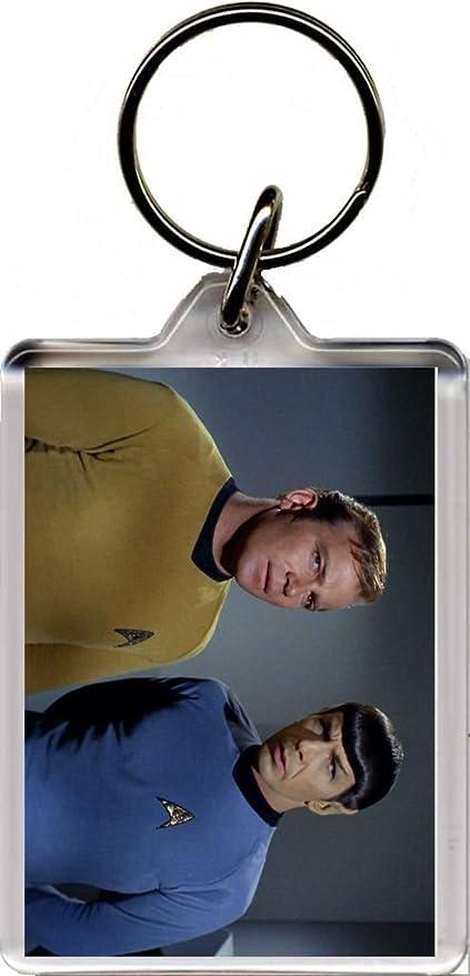 Star Trek - Kirk and Spock Llavero: Amazon.es: Equipaje