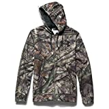 Under Armour ColdGear Infrared Camo Caliber Hoody - Men's Mossy Oak Treestand / Canopy Green Large