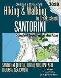 Santorini Greece Cyclades Complete Topog...