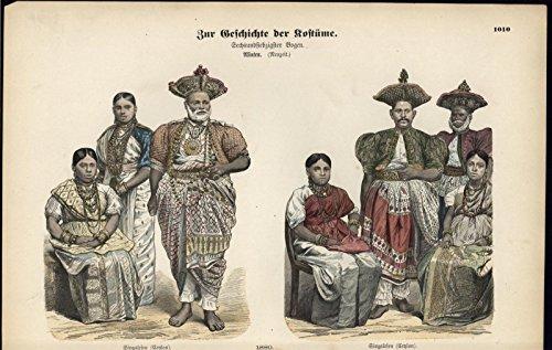 sri-lanka-gold-jewelry-intricate-clothing-ca-1880s-antique-ethnic-costume-print