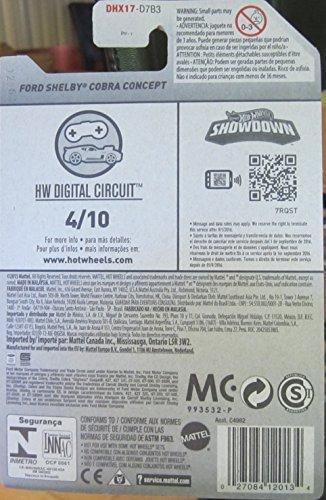 Circuit Hot Wheels - 5